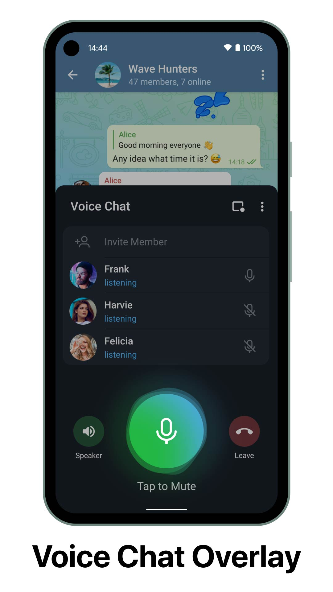 Voice Chats Done Right