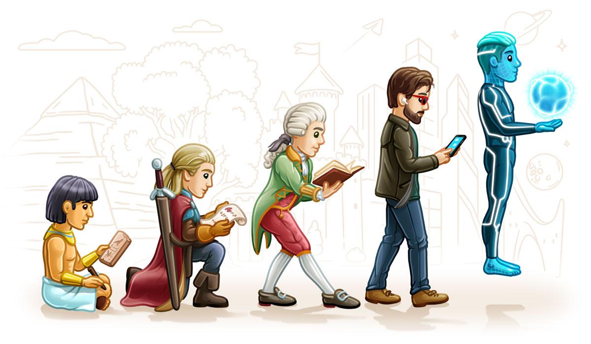 The Evolution Of Telegram