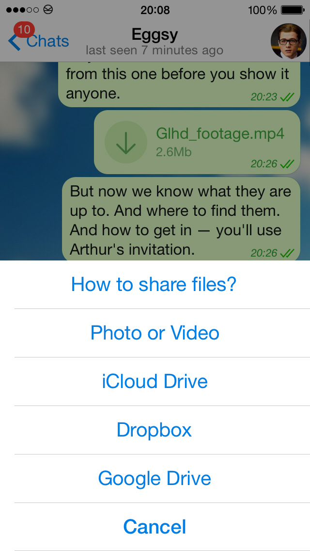 Sending Files On Steroids — And More