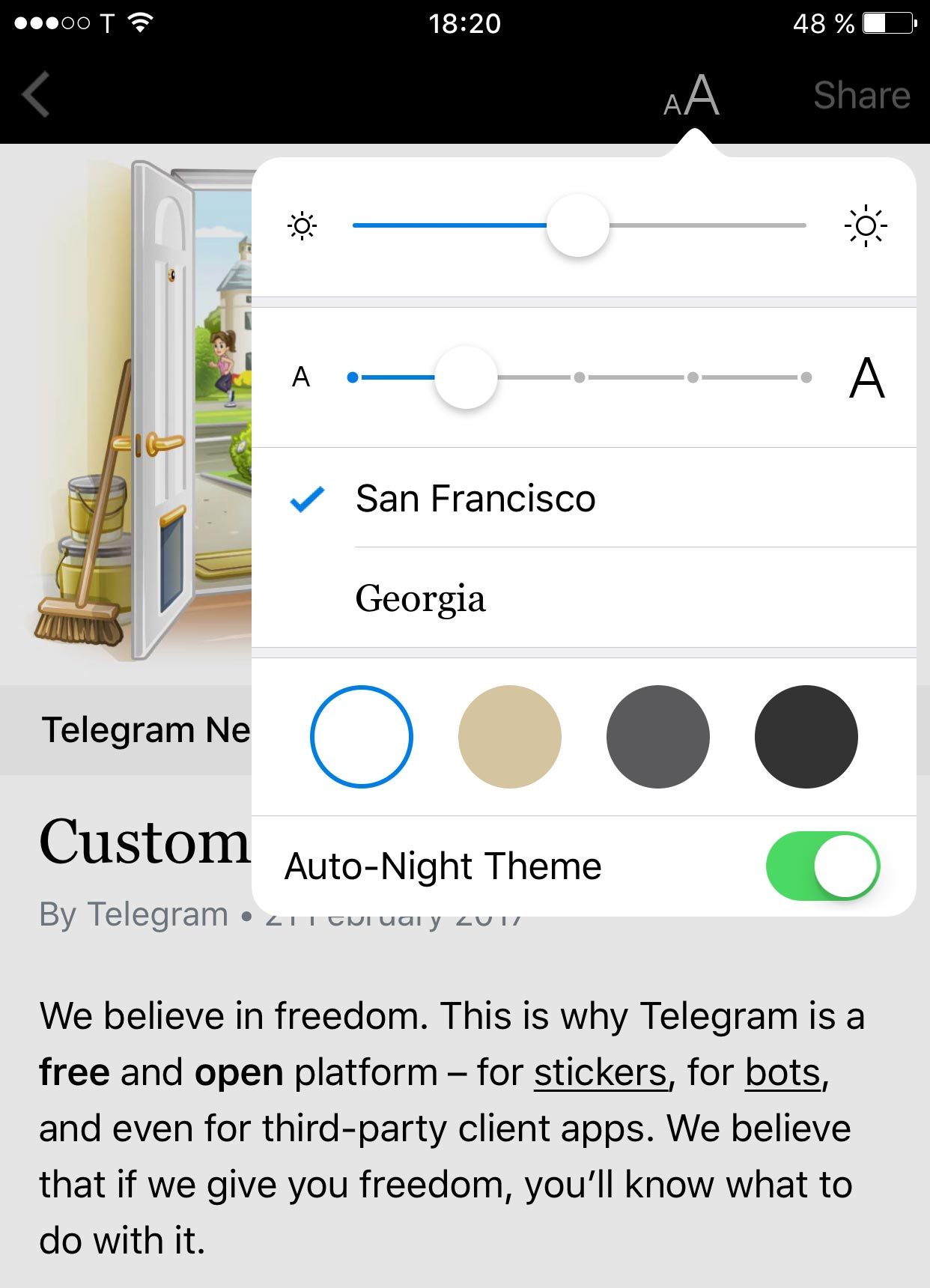 The best: how to create a good telegram channel