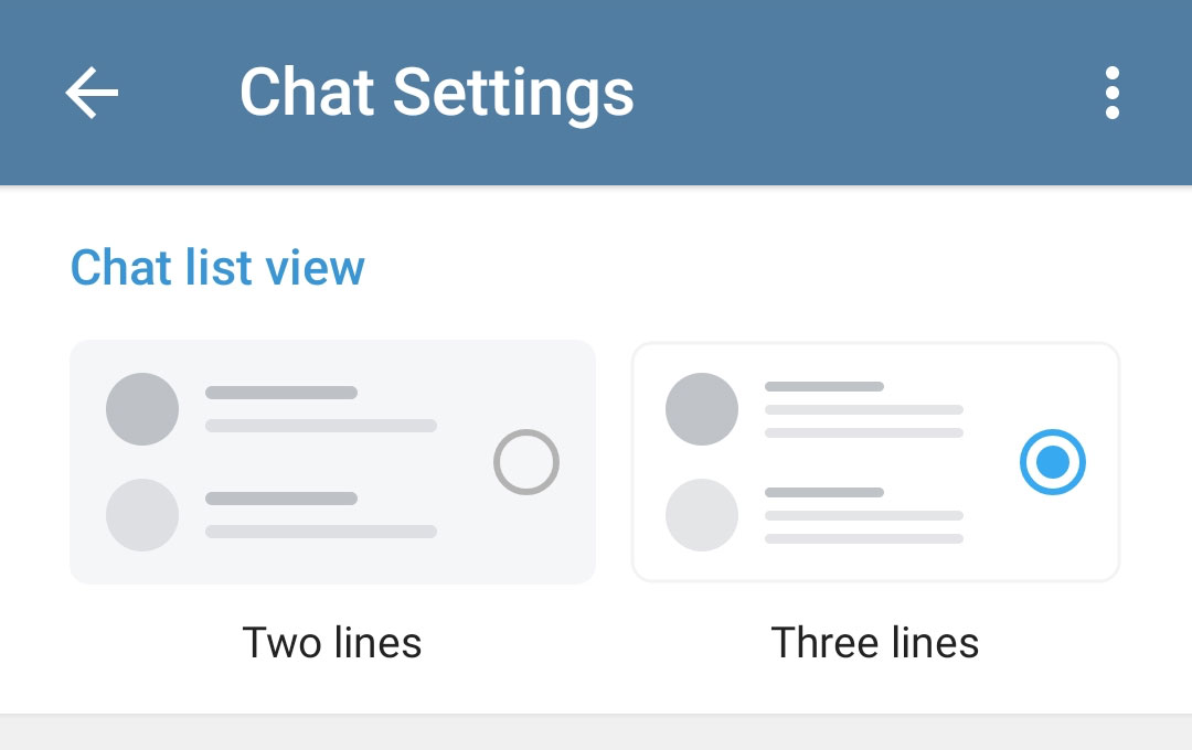 Archived Chats A New Design And More