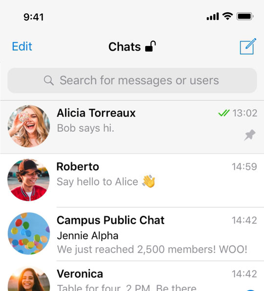 Archived Chats, a New Design and More